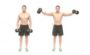 Dumbbell Lateral Raise