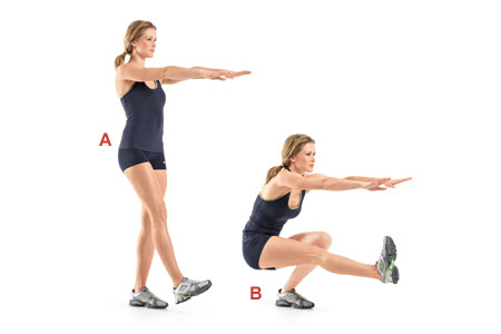 Single Limb Squat