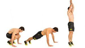 goede oefeningen voor buikvet