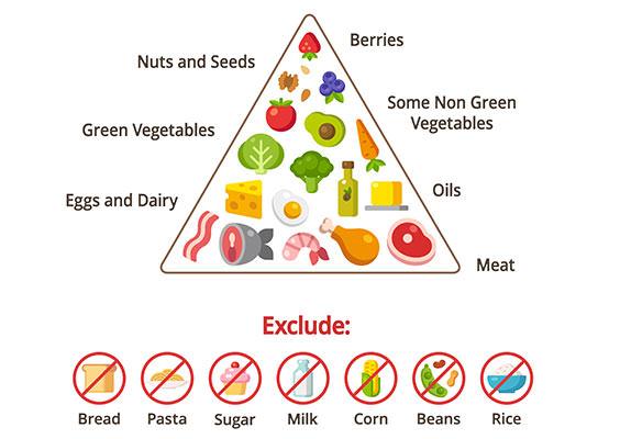 vermageren met ketogeen dieet