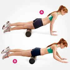 quadriceps foam roller